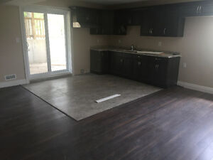2 bedroom basement available to rent - Newly Built