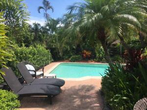 PARADIS ET SOLEIL A PALM AIRE FORT LAUDERDALE, FLORIDE!