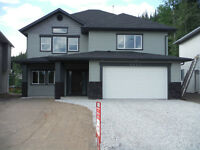 North Nechako's Premier Neighbourhood! New Home!