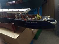 RC Narrow Boat