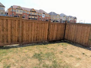 Fence/Deck Installations or Replacement
