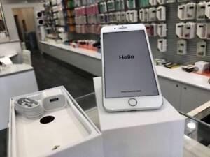 Genuine iPhone 7 plus 32gb Silver Tax Invoice Warranty