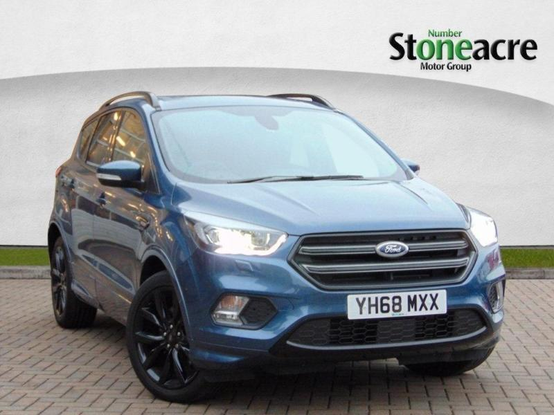 Ford Kuga   Tdci St Line X Suv Drsel Manual S S  G Km