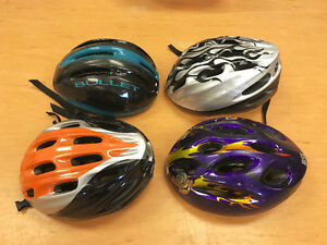 Bike Helmuts