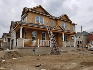 Beautiful brand new home for lease for $1800+utilities.
