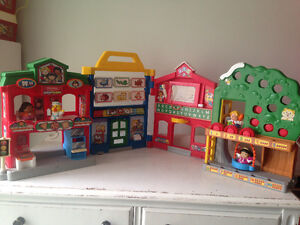 Fisher Price Silly Sounds Learning Center