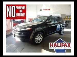 2016 Jeep CHEROKEE Limited LOADED LOADED!!!  ORIGINAL MSRP $49,0