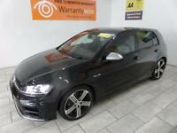 2015 Volkswagen Golf R 2.0 TSI 300 4X4 BMT s/s AUTOMATIC DSG WITH PAD