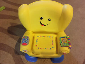 Fisher Price Musical Chair $10