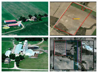 Farm(s) For Sale  Fertile Land with Buildings on Some Properties