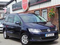 2012 Volkswagen Sharan 2.0 TDI BlueMotion Tech SE 5dr 5 door MPV