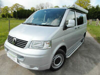 SOLD VW T5 - FunkyDubs - Wimbourne Converters - Thule Awning