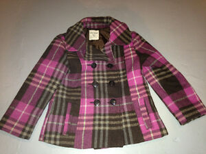 Old Navy: girl 5-6 wool jacket