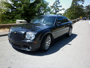 SRT8 300 450hp 24mpg performance and luxury.