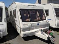 Bailey Senator SOLD AS SEEN 2001