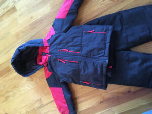 Size 2 snow suit