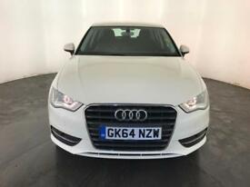 2014 64 AUDI A3 SPORT TDI 5 DOOR HATCHBACK 1 OWNER AUDI SERVICE HISTORY FINANCE