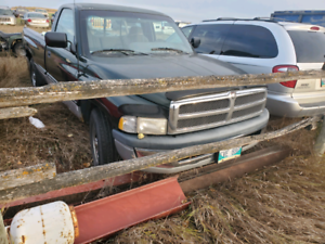 Parting out 1997 dodge ram
