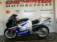SUZUKI GSXR 600 K1 SUPER SPORTS TRACK 600