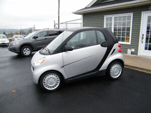 2012 Smart Fortwo 23,000 km LOADED AND INSPECTED St. John's Newfoundland image 3