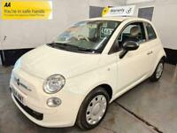 2015 Fiat 500 1.2 POP HATCHBACK Petrol Manual