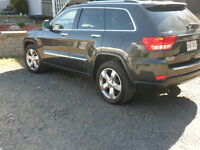 2011 Jeep Grand Cherokee Camionnette