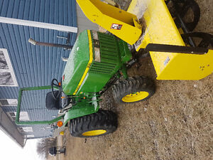 Acerage/utility tractor 18,500 obo