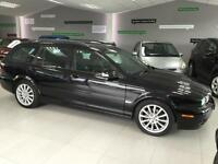2008 Jaguar X-TYPE 2.0D S with receipts CHUTCH AND DUAL MASS FLYWHEEL DONE 120K