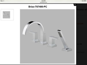 Bath Faucet by Brizo - Siderna Collection Cornwall Ontario image 1