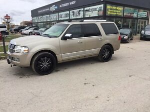 2007 Lincoln Navigator Ultimate SUV, 2yr warranty avaliable