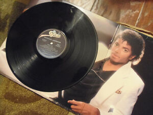 THRILLER!! Rare Michael Jackson Vinyl Record Album! Clean! London Ontario image 3