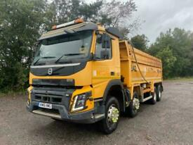 Volvo FM Steel Bodied Tipper Manual gearbox