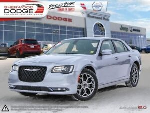 2017 Chrysler 300 S  LEATHER | REMOTE START | HEATED SEATS
