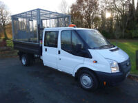 2014,Ford Transit flat bed tipper***BUY FOR ONLY £69 PER WEEK***