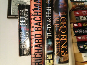 Terry Brooks, Terry Goodkind, Dean Koontz n more St. John's Newfoundland image 3