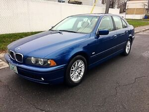 Luxueuse 2002 BMW 530i automatique 78000km TRES PROPRE