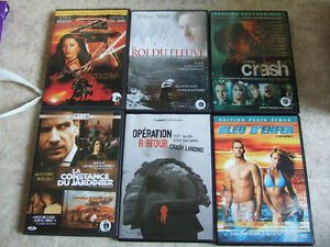 DVDs - only $1 for all of them