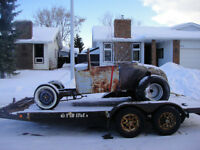 1931 Coupster project