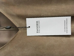 Suede Dress from DANIER w/tag
