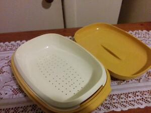Plat tupperware