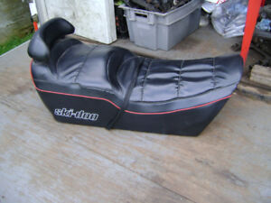 ***FACTORY 2 UP SKI-DOO SEAT TO FIT F & S-CHASSIS***