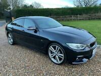 2014 BMW 4 SERIES GRAN COUPE 3.0 430d M Sport Gran Coupe Auto 5dr Saloon Diesel