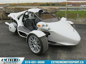 2014 Campagna T-REX 16S  SEULEMENT 4500 KM 87,16$/SEMAINE