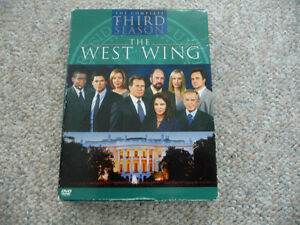 The West Wing on DVD - Season 3