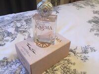 Full bottle of Thomas Sabo 'Karma' perfume 50ml