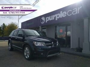 2014 Dodge Journey R/T AWD leather naviation dvd player