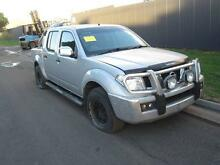 WRECKING D40 NISSAN NAVARA ST-X ***ALL PARTS AVAILABLE*** Brooklyn Brimbank Area Preview