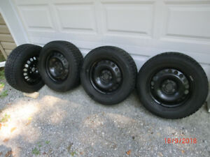 Hercules Winter Tires 215/60x16 used for sale