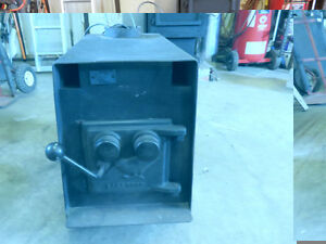 lakewood stove  great for a garage