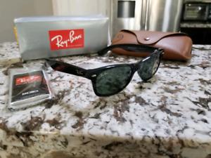 Brand New Ray-Ban Sunglasses. Retail Price $178 + tax= $201